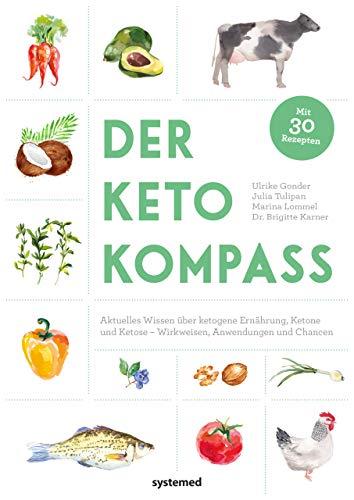 Der Keto-Kompass: Aktuelles Wissen über ketogene Ernährung, Ketone und Ketose – Wirkweisen, Anwendungen und...