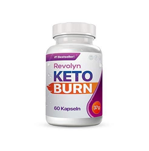 Revolyn Keto Burn Diät-Pille zum Abnehmen