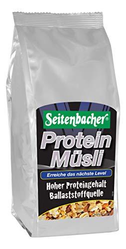 Seitenbacher High Protein Müsli - Erreiche das nächste Level, 2er Pack (2 x 454 g)