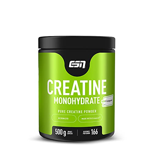 ESN Creapure® Creatine Monohydrate, 500g Dose
