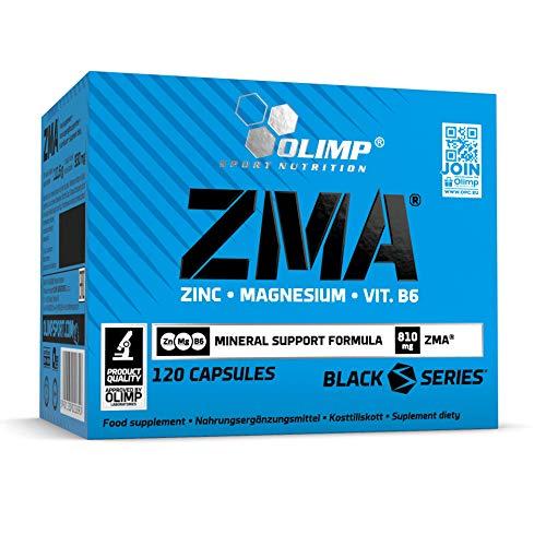 Olimp Zma, 120 Kapseln, Zink, Magnesium Und Vitamine