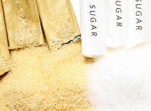 Abbild von Zucker