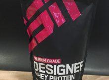 ESN Designer Whey Protein 1kg Verpackung Vorderansicht
