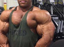 Bild eines Bodybuilders