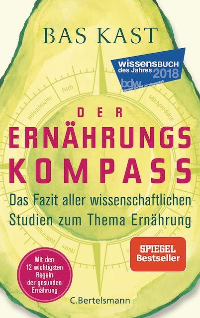 Ernährungskompass von Bas Kast Cover